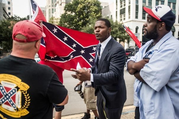 Battle Flag Represents Heritage Of Hate Jamieumbc